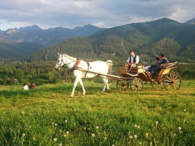 summer in Zakopane
