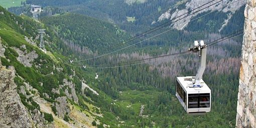 cable car Kasprowy Wierch