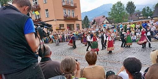 festival of the Highland Folklore in Zakopane